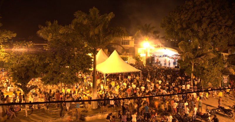 Galinha Pintadinha em Iguaí