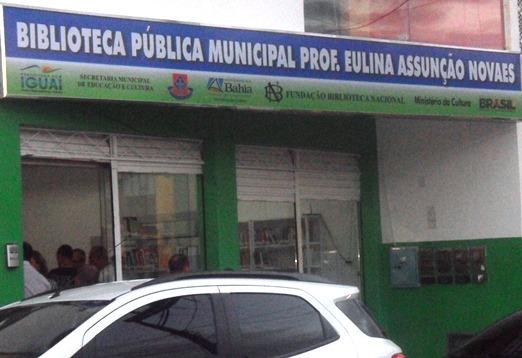 Biblioteca Municipal Professora Eulina Assunção Novaes