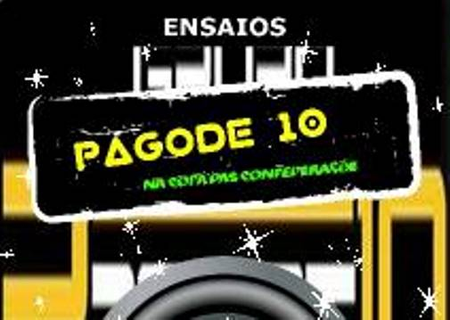 ENSAIOS PAGODE 10