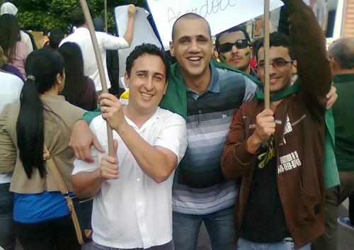 Iguaiense na Manifestação Popular em Conquista