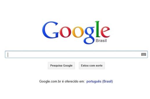 Foto: Reprodução site Google