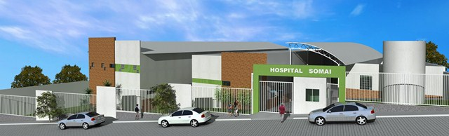 Hospital Somai | Imagem ilustrativa