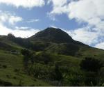 Serra do Ouro - Vista de baixo