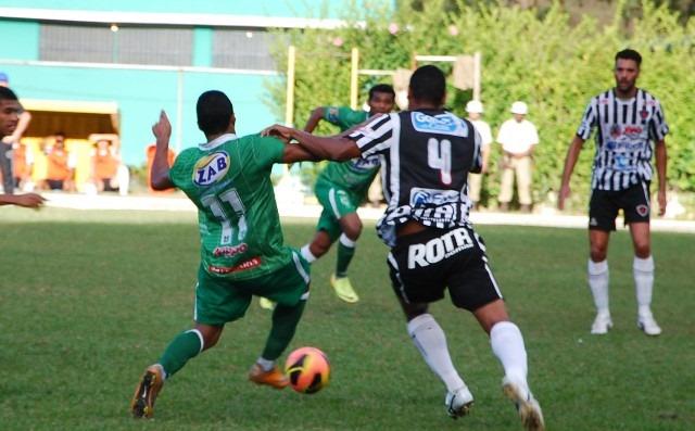 ECPP Vitória da Conquista x Botafogo-PB, Campeonato Brasileiro Série D 2013