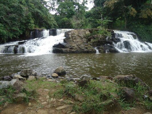 Cachoeira de Bequinha/ Balneário Guaíra (Foto: Arquivo IguaíBAHIA)