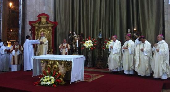 Foto: Reprodução da página da Arquidiocese de Salvador