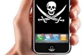 Celular Pirata - Foto Internet
