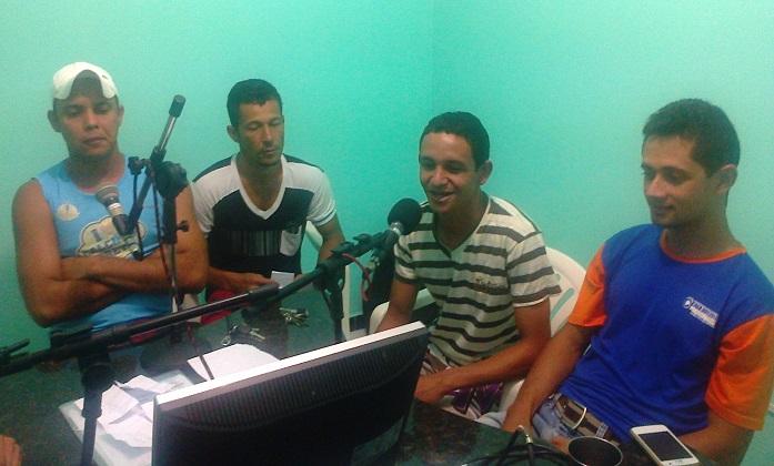 Representantes das equipes participantes do Torneio Beneficente | Foto: IguaíBAHIA