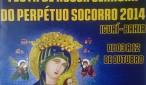 Cartaz Festa da Padroeira de Iguaí 2014