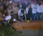 Sepultamento Eduardo Campos
