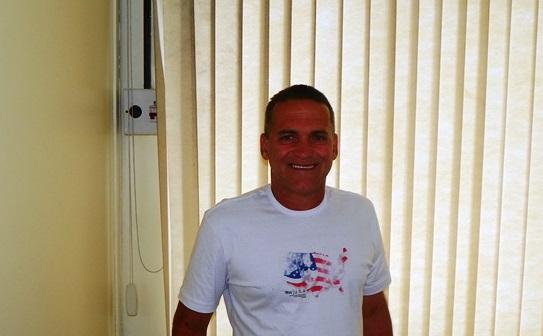 Valcir Teixeira, Presidente da Liga Iguaiense de Futebol e Coordenador Municipal de Esportes | Foto: IguaíBAHIA