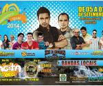 Cartaz Festa de Setembro 2014