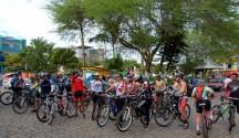 Pedal da Independência, Encontros de Ciclistas em Iguaí 2014