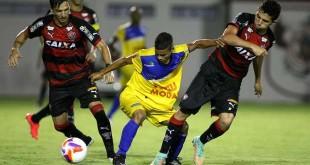 Vitória e Colo Colo Campeonato Baiano 2015