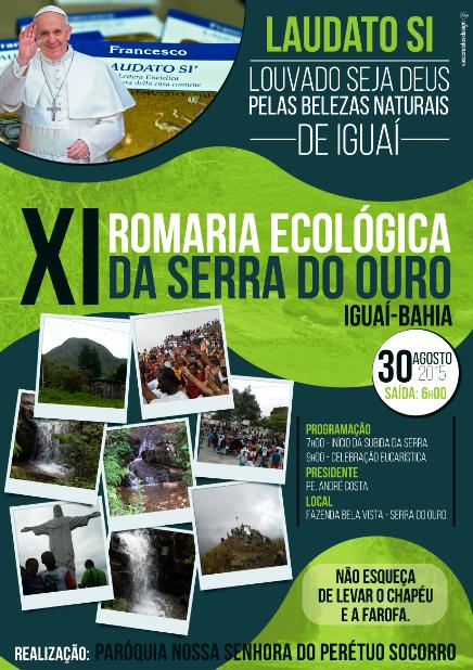 Cartaz Serra do Ouro 2015
