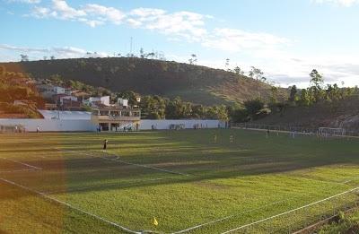 Estádio Pedro de Oliveira 'O Pedrão'