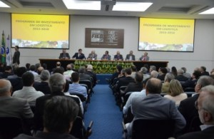 Encontro do Ministro dos Transportes com políticos baianos (Foto: Divulgação)