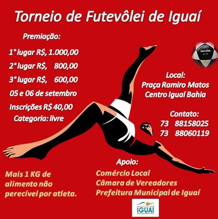 FutVolei Iguaí