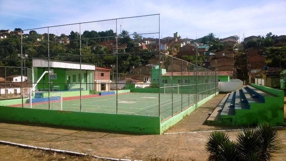 Quadra do Bairro Marinho Freitas | Foto: IguaíBAHIA