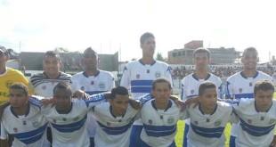Seleção de Futebol de Iguaí - 2014 | Foto: Reprodução do Facebook