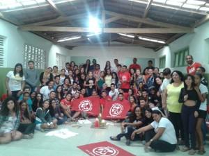 Cerca de 100 jovens participaram do Tecendo Olhares (Foto: Reprodução)