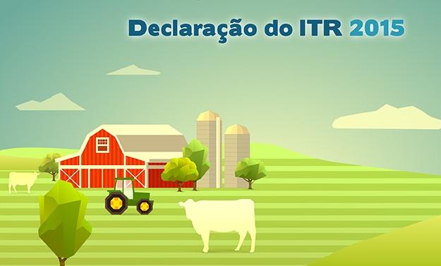 Declaração ITR 2015 |Foto: Reprodução da internet