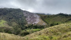 A Romaria Serra do Ouro revelou a necessidade de preservação do local. (Foto: Facebook)