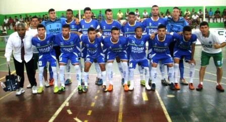 Seleção Sub 20 de Iguaí (Foto: IguaíBAHIA)
