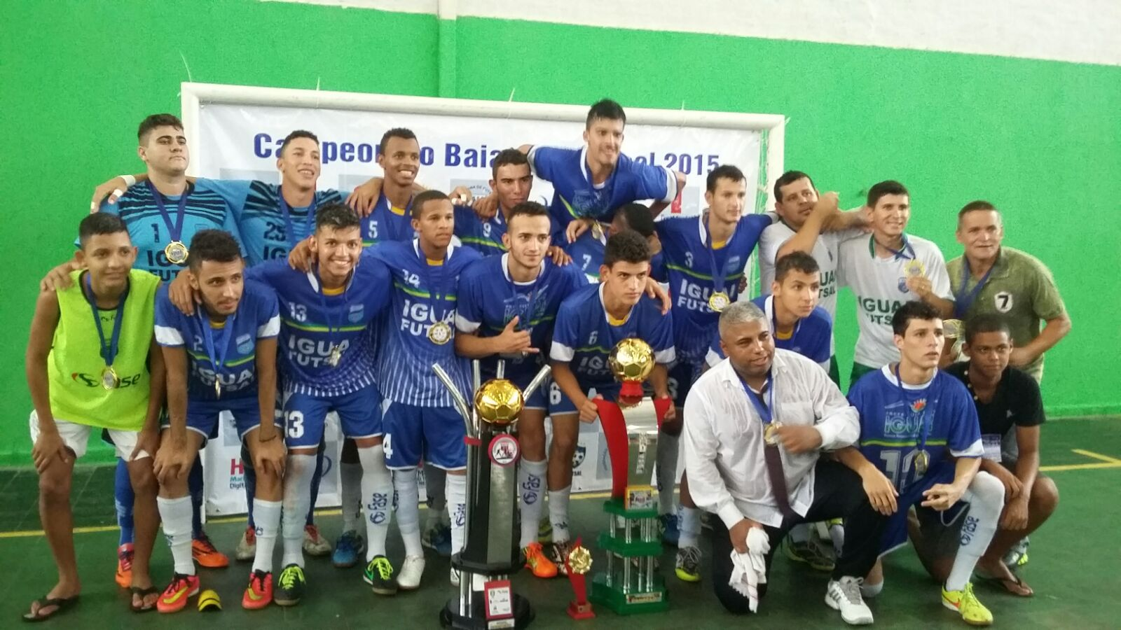 Seleção de Futsal de Iguaí