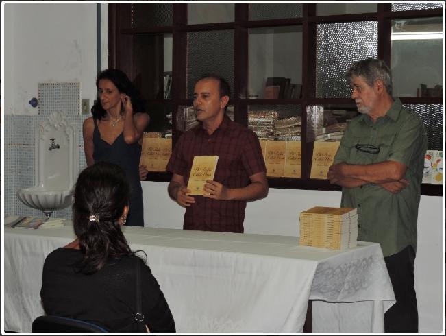 Cacau Novaes recebeu prêmio Leonardo