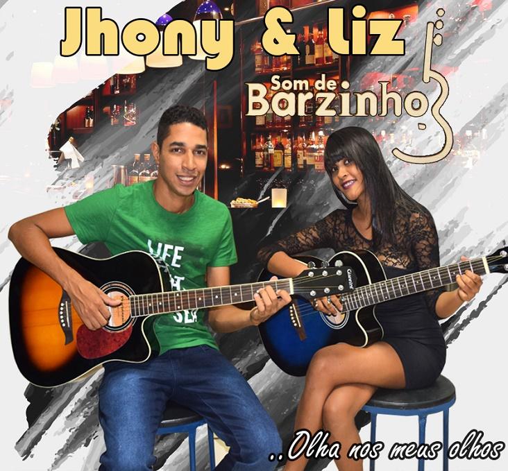Capa do CD Jhony e Liz