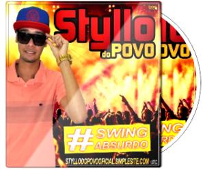 Capa do CD da Styllo do Povo.