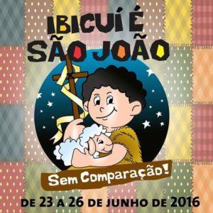 Marca Do São João 2016.