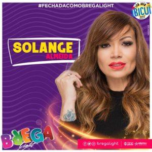 Solange Almeida No Brega