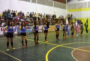 As Musas do Campeonato Futsal 2017 (Foto: IguaíBAHIA)