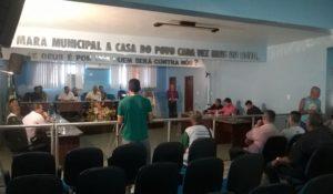 Sessão 07.03.2017 (Foto: IguaíBAHIA)