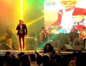 Show da Banda Kara Nova (Foto: Divulgação)