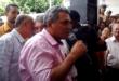 Prefeito Rony Moitinho, discursando durante reabertura da SOMAI (Foto: IguaíBAHIA)